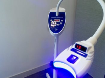 Smile Center LED lamp